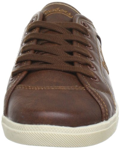 Dockers by Gerli  327100-030636, basket enfant mixte Marron - Braun (braun 636)