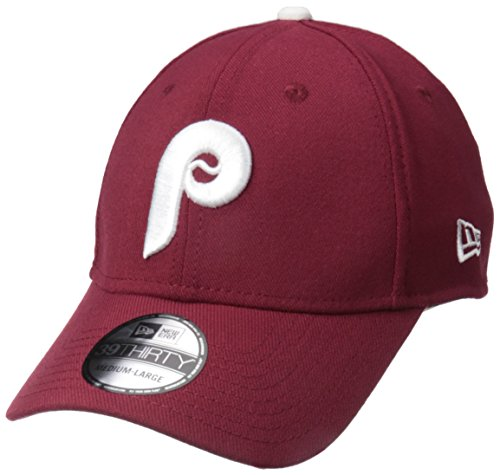 Philadelphia Phillies New Era MLB 39THIRTY Vintage Team Classic Hat - (Philly Hats)