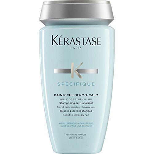 Kérastase Specifique Bain Riche Dermo-Calm, pflegendes Haarbad für sensible Kopfhaut, 250 ml -