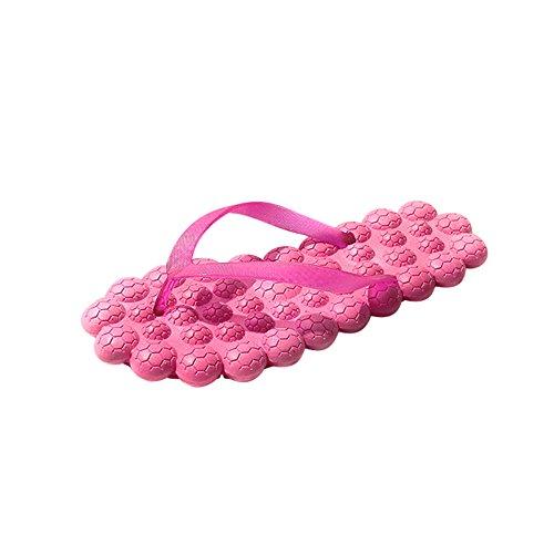 DIKHBJWQ Sandalen Damen Kinder Hausschuhe MäDchen Sneaker High Damen Wasserdichte Stiefel Damen Kinder Wanderschuhe Pumps Rot
