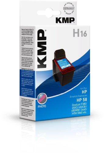 Preisvergleich Produktbild KMP H16 Tintenpatrone (ersetzt C6658AE) photo