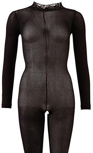Mandy Mystery lingerie Catsuit Ouvert XL / XXL