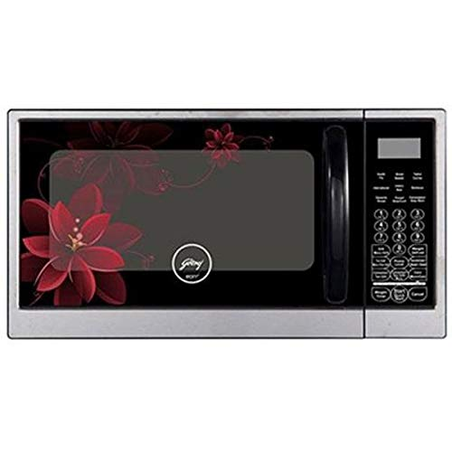 Godrej 30 L Convection Microwave Oven (GME 730 CR1 PZ - Wine Lily)