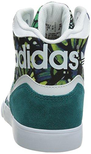 adidas Originals - Extaball, Sneakers da donna Verde Acqua/Bianco