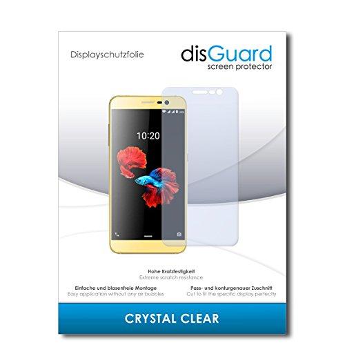 2 x disGuard® Displayschutzfolie ZTE Blade A910 Schutzfolie Folie