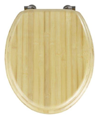 wenko-144719100-seduta-wc-bamboo-fissaggio-cromo-metallo-bambu-373-x-445-cm-marrone