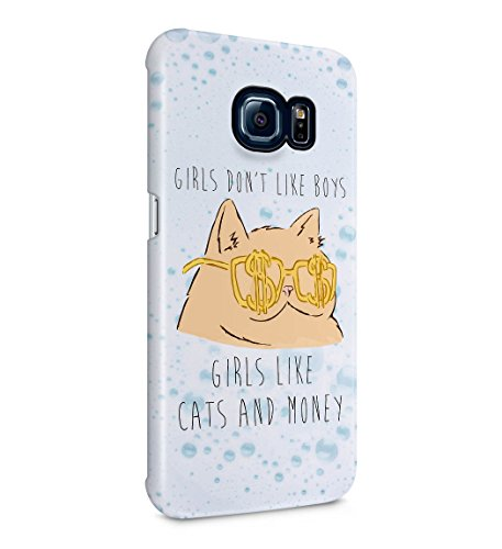 girls-dont-like-boys-they-like-cats-and-money-snap-on-back-plastic-phone-cover-shell-for-samsung-gal