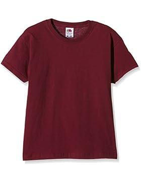 Fruit of the Loom Jungen T-Shirt Ss132b