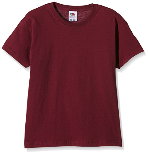 fruit-of-the-loom-unisex-ss132b-short-sleeve-t-shirt-red-burgundy-3-4-years-manufacturer-size-104