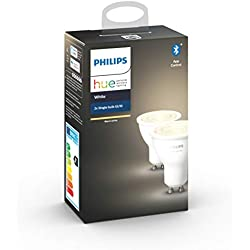 Philips 10.4 W Plastic Lamp - White