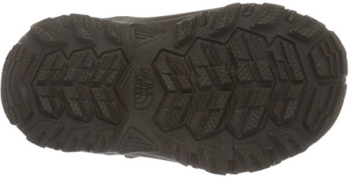 The North Face Y Chilkat Lace Ii, Scarpe da Camminata Unisex – Adulto Mehrfarbig (Demitsbrn/Cubbn Re2)