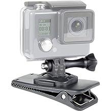 Speedlink Universale Action-Cam-Halterung - Clamp Mount for GoPro schwarz (Generalüberholt)