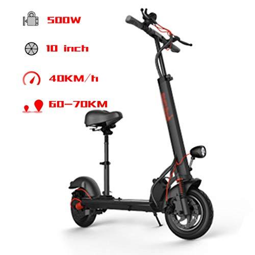 Scooter Eléctrico, Patinete Electrico Aleación De