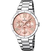 700fae903d4a Festina F16716 3 - Reloj de cuarzo para mujer