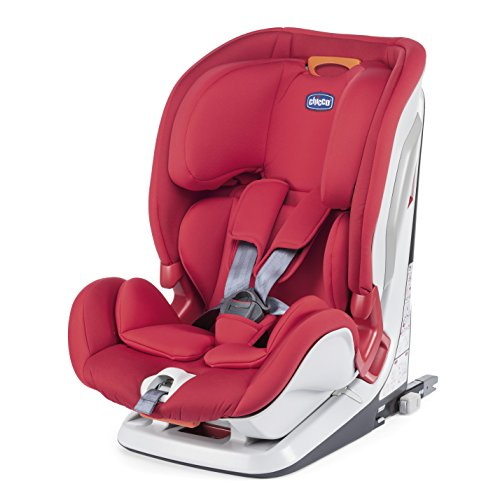 Chicco Youniverse Fix Sièges Auto Rouge