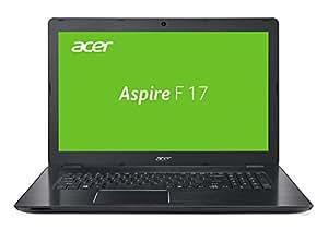 Acer Aspire F 17 (F5-771G-74P9) 43,9 cm (17,3 Zoll) Full HD Laptop (Intel Core i7-7500U, 16 GB RAM, 256GB SSD + 1000GB HDD, NVIDIA GeForce GTX 950M, DVD, Win 10 Home) Schwarz
