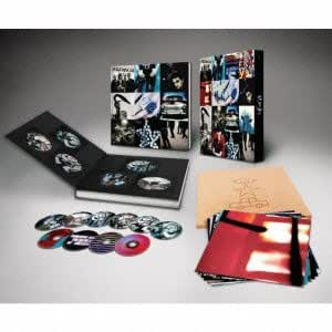 ACHTUNG BABY SUPER DELUXE EDITION(6CD+4DVD)(ltd.remaster)
