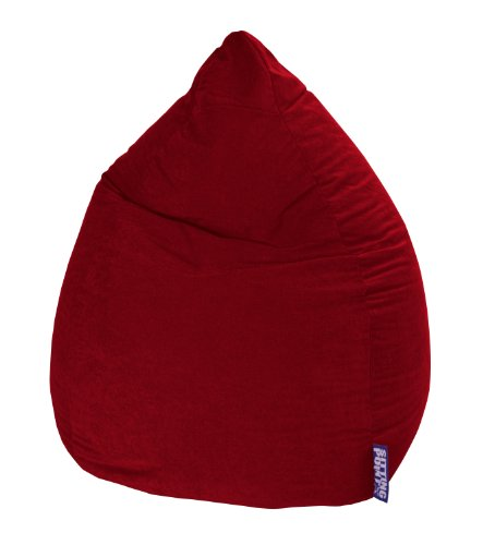 SITTING POINT only by MAGMA Sitzsack Easy XL ca. 220 Liter rot