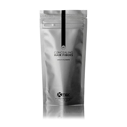 K-Max Recharge 50 grammes CHATAIN FONCE Poudre de cheveux volumatrice 100% Naturelle KMax