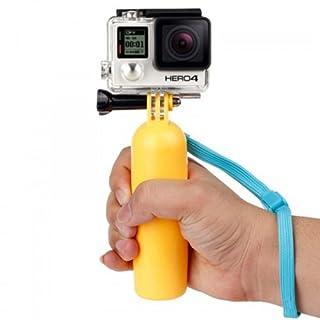 Thine Wasserdichter schwimmender Handgriff für GoPro Kameras mit Handgriff für GoPro Hero 3+4 5/3/2