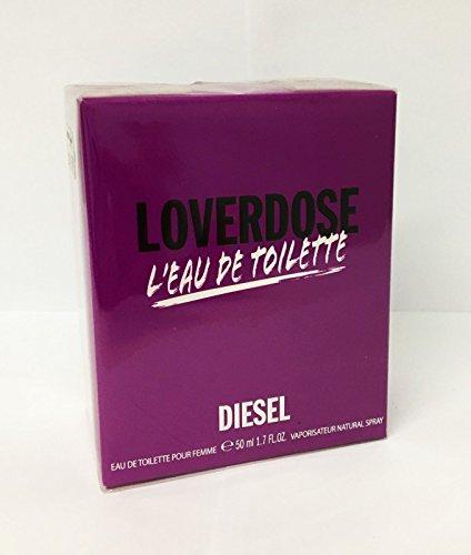 DIESEL Loverdose Loverdose Edt Vapo 50ml