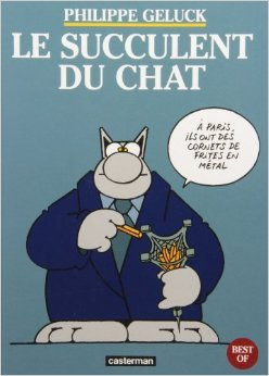 Le Chat - Best of, tome 3 : le Succulent du Chat de Philippe Geluck ( 17 février 1998 )