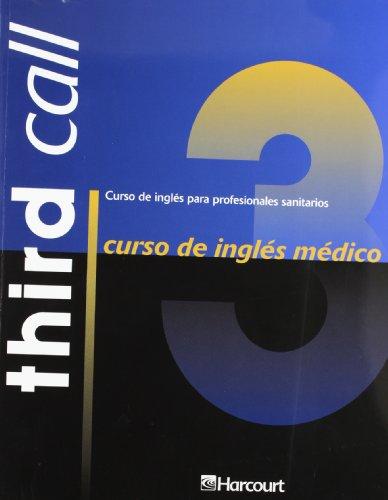 LCPH. Curso de Inglés Médico, Vol. 3 + 2 CD-ROM por J.P. De Basterrechea
