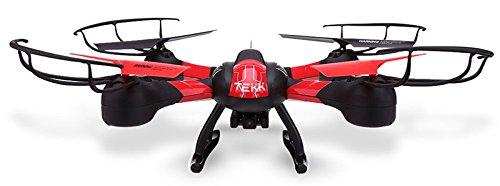 Tekk Drone Hawkeye con schermo FPV PLUS