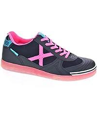 Zapatillas para niña, Color Negro, Marca MUNICH, Modelo Zapatillas para Niña MUNICH G 3 Kid Negro