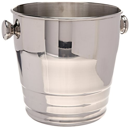 Winco WB-4HV Deluxe Wine Bucket, 4-Quart by Winco