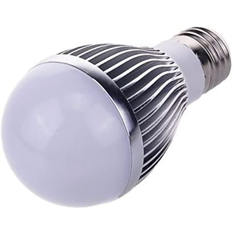 Illumi 12 Vmonster Base a proiezioni E26, 12 Volt, AC, DC, 6 W, RV Camper Marine Lampadina LED a bassa tensione DC Lampada da pesca