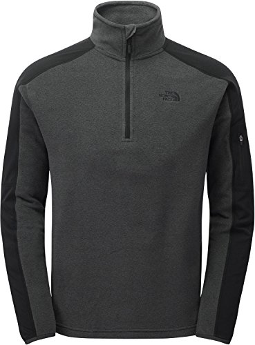 The-North-Face-Glacier-Delta-Polaire-14-Zip-Homme