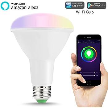 Hama E27 Wi-Fi LED-Lampe, 10W (ohne Hub, dimmbar