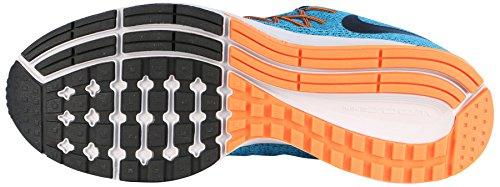 Nike Air Zoom Pegasus 32 (W), Scarpe sportive, Uomo Bl Lgn/Blck-Brght Ctrs-Ttl Orn