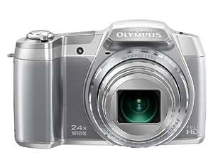 Olympus Stylus SZ-16 Appareil photo numérique 16 Mpix Zoom optique 24x Argent