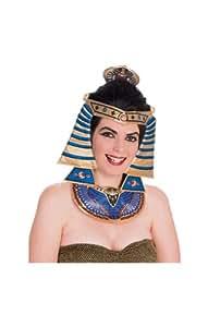Cléopâtre tête et du cou bijoux
