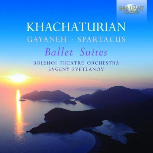 Spartacus, Ballet Suite: Adagio of Spartacus and Phrygia