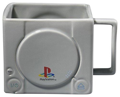 Tazas de videojuegos: PlayStation