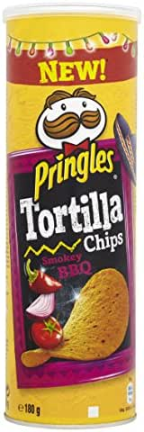 Pringles Tortilla Barbecue 180 g