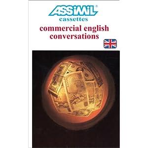 English Business Conversations (coffret 3 cassettes)