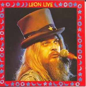 Leon russell leon live [Import anglais]