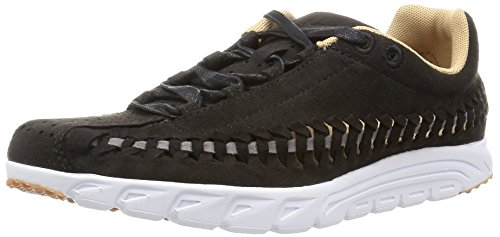 Nike - Wmns Mayfly Woven, Scarpe sportive Donna Nero (Negro (Black / Dark Grey-White))