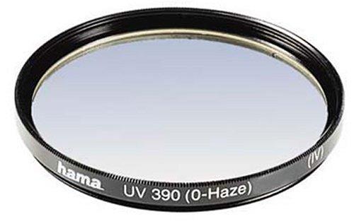Hama UV- und Schutz-Filter, 8-fach Vergütung, Für 62 mm Foto-Kameraobjektive, HTMC, 390