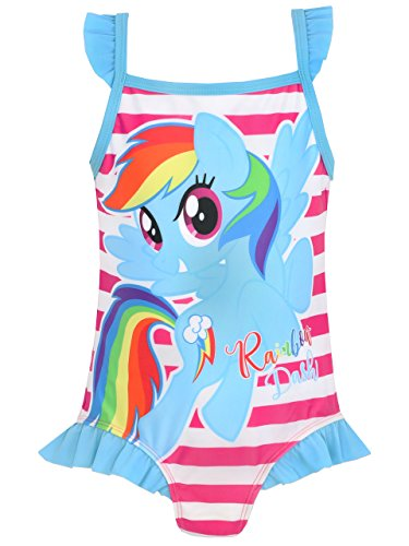 �dchen My Little Pony Badeanzug 128 ()