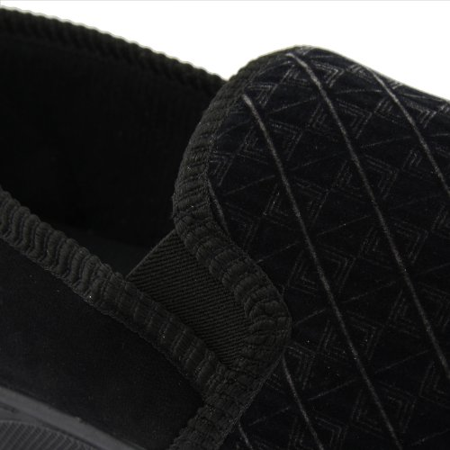 Chinelos Sensação Dos Calçado Homens Negros ABpCan