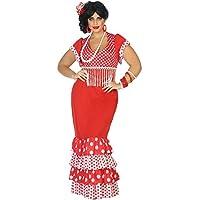 Atosa Disfraz flamenca, XXL (39550)