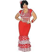 Atosa - Disfraz flamenca, XXL (39550)