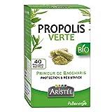 Propolis verte de Baccharis bio - 40 gélules