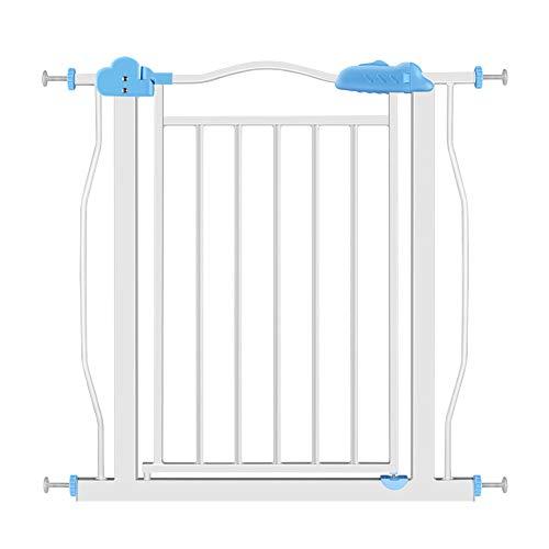 Barrières MAHZONG La clôture pour Enfants Ferme automatiquement la Porte pour Animaux de Compagnie - 77 cm - 87 cm