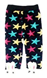 #2: Girls bottom wear- pants with teddy at the bottom